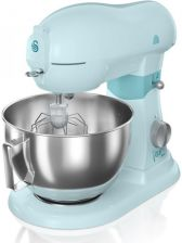 Swan Die Cast Stand Mixer Peacock