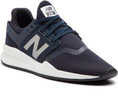 5be162edd1a09 Sneakersy NEW BALANCE - MS247FD Granatowy eobuwie