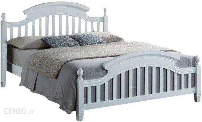 Abra łóżko Rene Biały 160x200