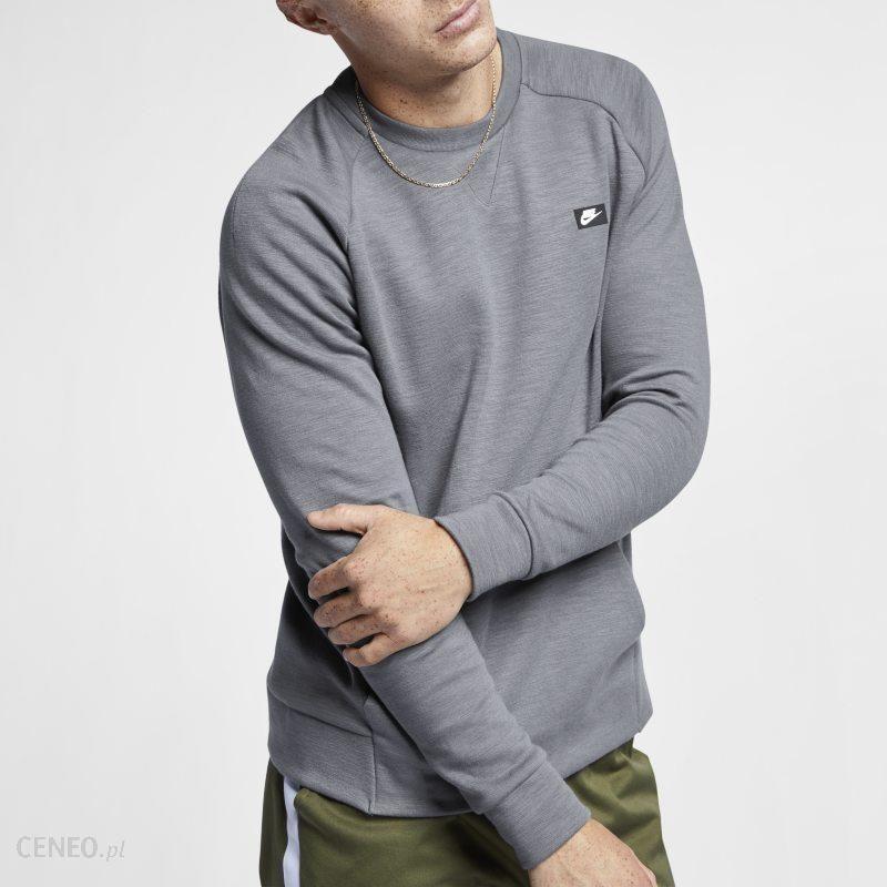 8678d7847 Bluza męska Nike Sportswear Optic - Szary - Ceny i opinie - Ceneo.pl