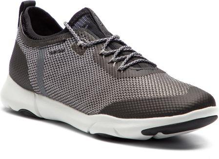 Sneakersy GEOX U Erast B U823EB 01122 C1018 Dove Grey