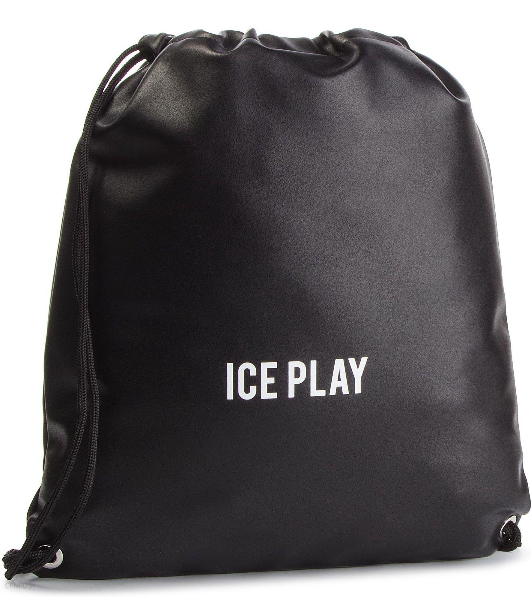 c34265e8b522b Plecak ICE PLAY - 19E W2M1 7203 6928 9000 Black - Ceny i opinie ...