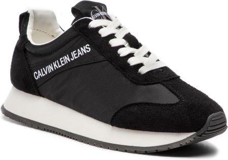 ea2993d90ec9 Sneakersy SKECHERS - Rose Blooms 13084 BKW Black White - Ceny i ...