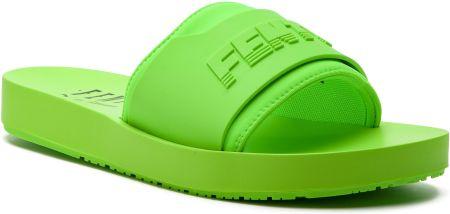 19b762062326 ... Platform Slide Wns Ep 366122 01 Peach Beige Pearl. Klapki PUMA - Fenty  Surf Slide Wns 367747 04 Green Gecko Green Gecko eobuwie
