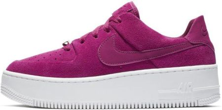 half off fa470 58821 Buty damskie Nike Air Force 1 Sage Low - Fiolet ...