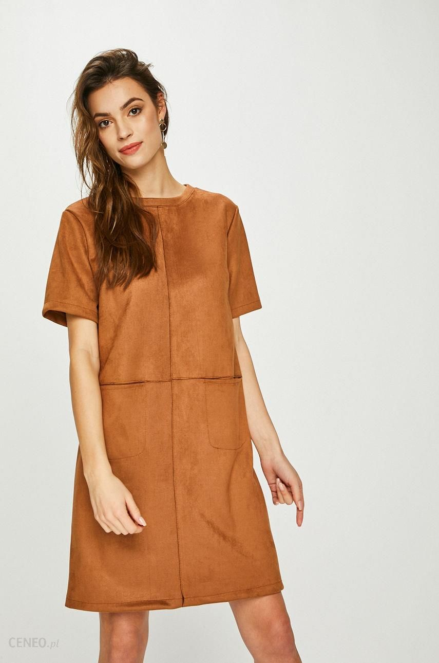 Answear Sukienka ORIENT EXPRESS Ceny i opinie Ceneo.pl