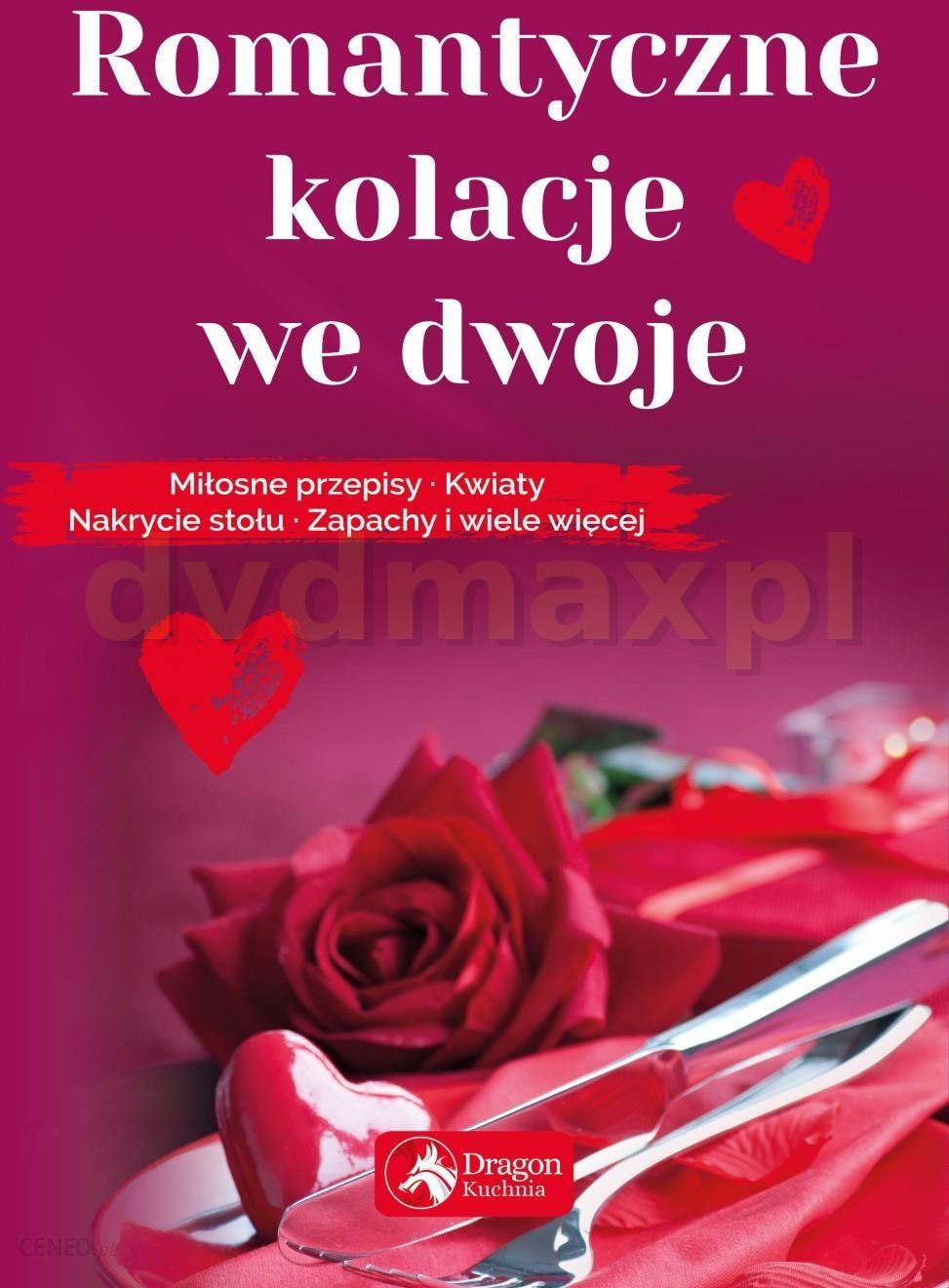 Romantyczne Kolacje We Dwoje Książka