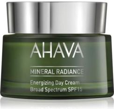 Krem do twarzy Ahava Mineral Radiance energizujący krem na dzień SPF 15 50ml - Opinie i ceny na Ceneo.pl