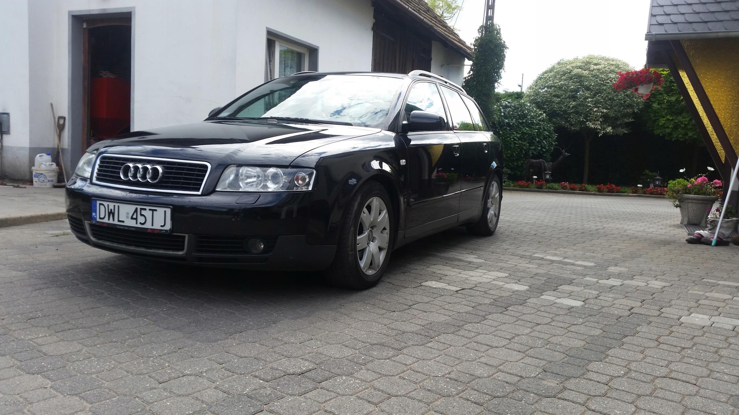 Audi A4 B6 25 Tdi S Line Opinie I Ceny Na Ceneopl