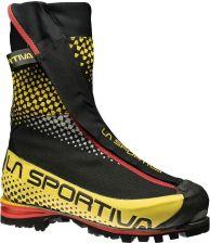 d24ee288 La Sportiva Wysokogórskie G5 Black Yellow