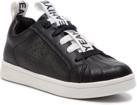 best website 7e08d 7b2b2 Sneakersy GEOX - J Djrock G. J J924MJ 000BC C9999 S Black eobuwie
