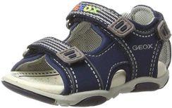 384c696a3a2f Amazon Geox Baby chłopcy B Sandal Agasim Boy F buty do nauki chodzenia -  niebieski -