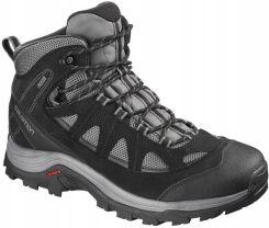 Buty trekkingowe BUTY SALOMON X ULTRA TREK GTX# BLACKBLACK