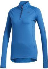 Adidas Bluza Damska Primeknit Long Sleeve Hooded Tee Bq9392