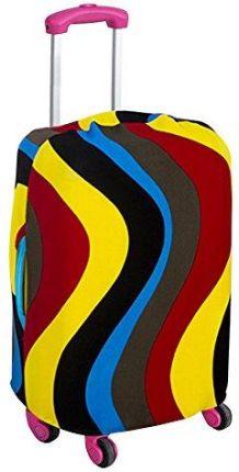 8a7a478162c0d Amazon Bagaż na kółkach walizka walizka okładka pvcelastisch osłona walizka  Cover walizka podróżna etui Luggage Cover