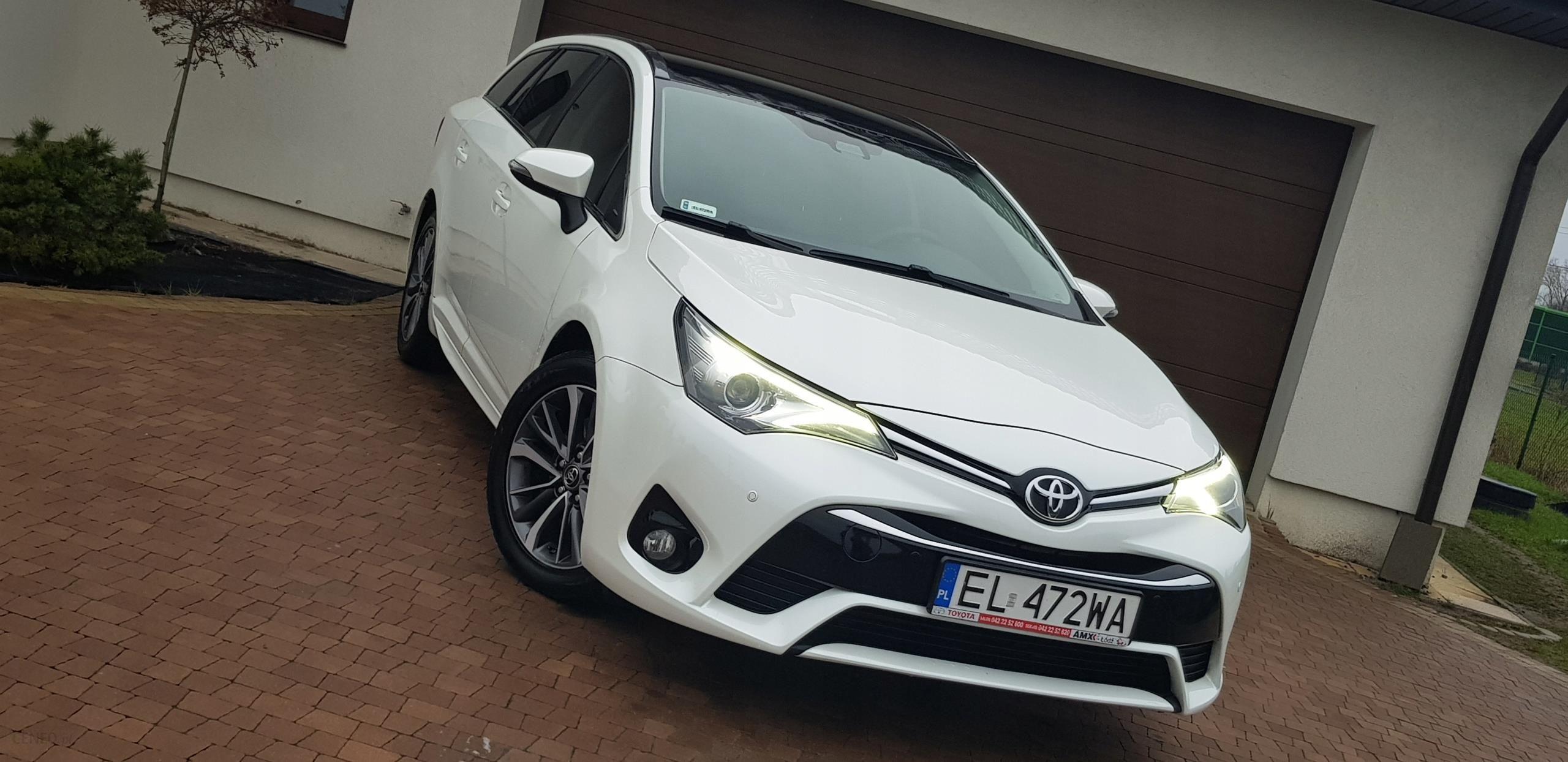 Toyota Avensis Fv23 Salon Pl 1wł Salon Biała Perł Opinie I Ceny