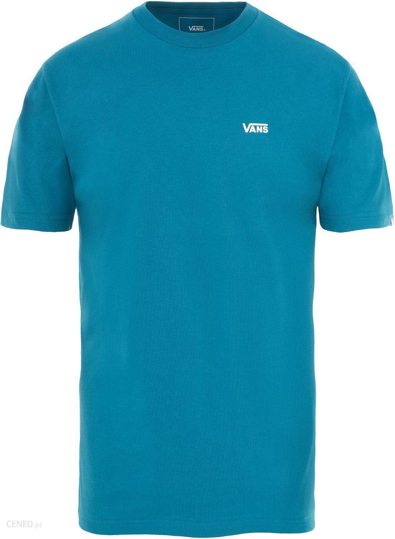 31408c139e T-shirt męski VANS LEFT CHEST LOGO TEE Corsair - Ceny i opinie ...