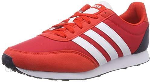 aa72e04b Amazon Adidas V Racer 2.0 db0430 męskie buty buty sneaker męskie buty  sportowe Mesh - czerwony