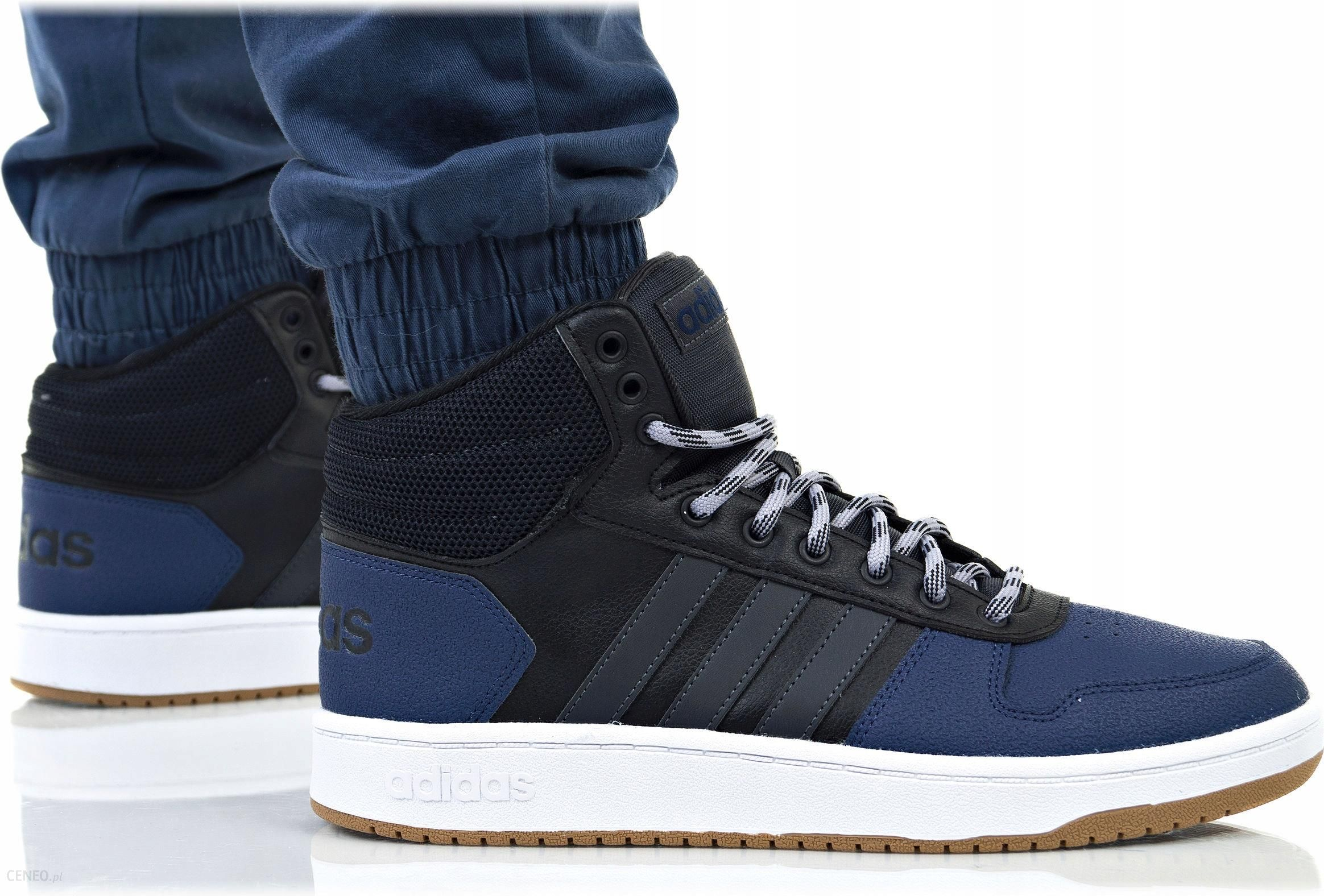 Buty męskie ADIDAS HOOPS 2.0 MID B44613 r.45 13   Adidas
