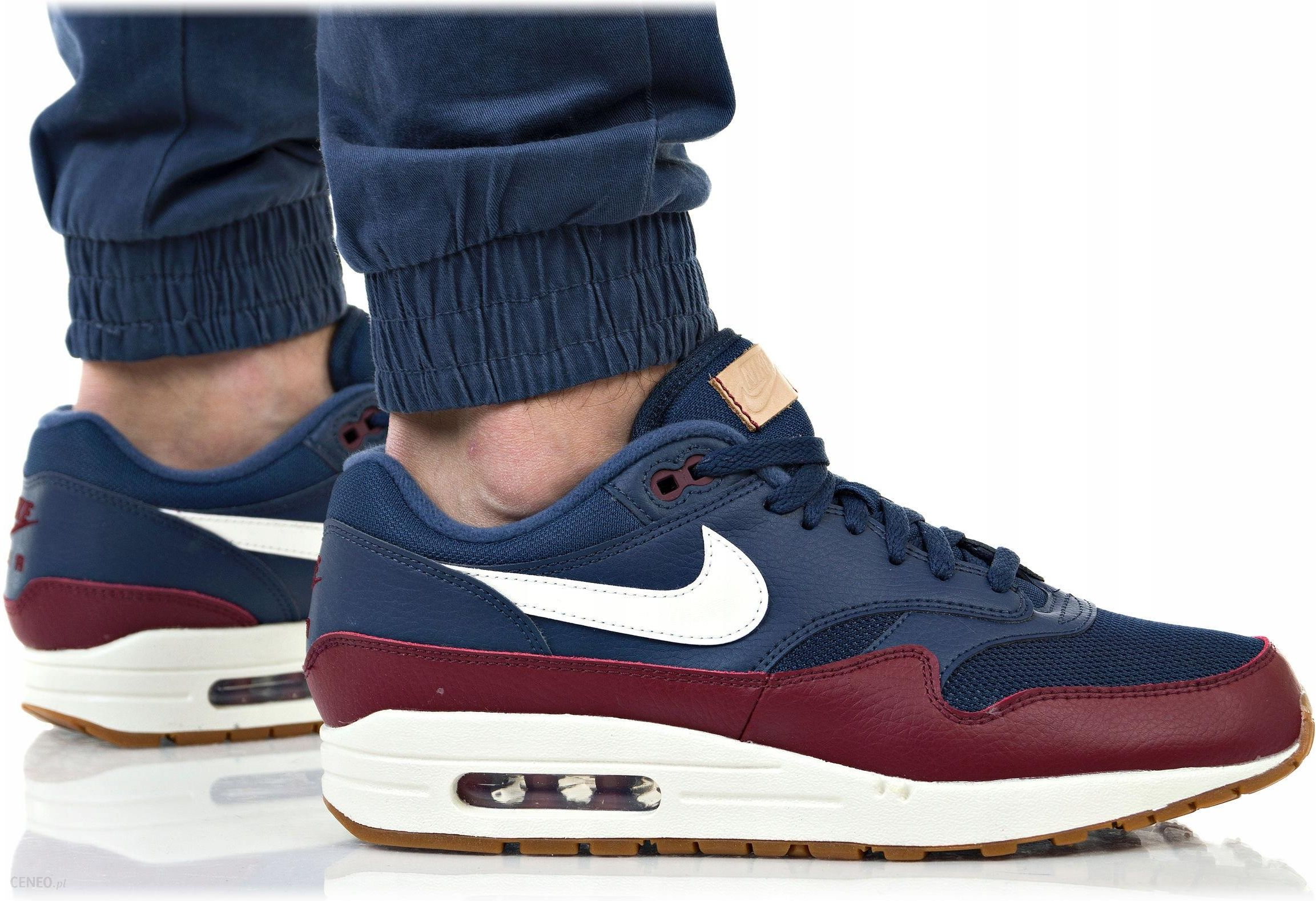 entire collection top quality the cheapest BUTY NIKE MĘSKIE AIR MAX 1 AH8145-400 GRANATOWE - Ceny i opinie - Ceneo.pl