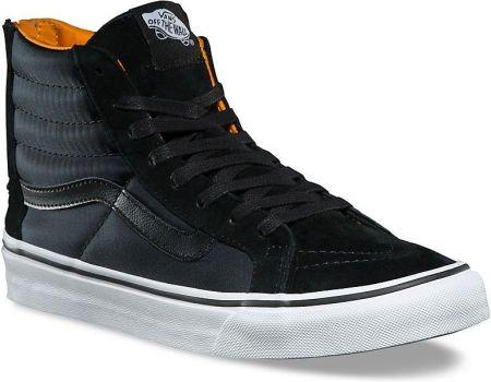 a2475487fc759 obuwie damskie VANS SK8-HI SLIM ZIP (BOOM BOOM) Black/True White