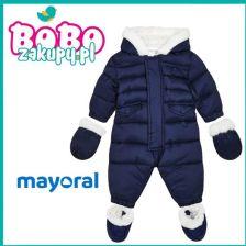730473dd3a MAYORAL 2618 Kombinezon pikowany dla niemowlaka Granat ...