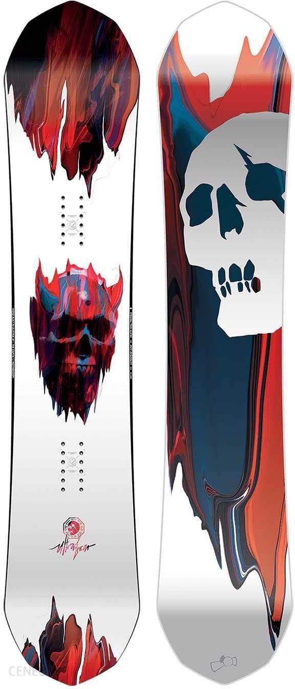 Capita Snowboard Ultrafear Wide Multi 18/19
