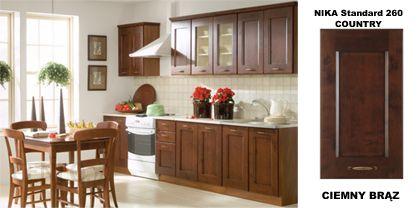 Black Red White Kuchnia Nika Standard 260 Country K06 Nika Standard Opinie I Atrakcyjne Ceny Na Ceneo Pl