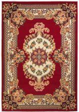 Vidaxl Orientalny Dywan Perski 160x230cm Czerwono Beżowy