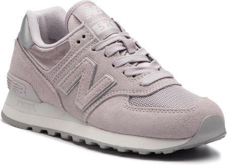 the best attitude 21e71 731ea Sneakersy NEW BALANCE - WL574LCS Fioletowy eobuwie
