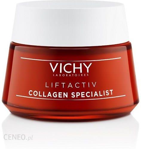 Vichy LIFTACTIV COLLAGEN SPECIALIST KREM NA DZIEŃ 50 ML
