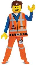 LEGO LEGO Movie 2 Boy's Emmet Deluxe Costume (DI26853M)