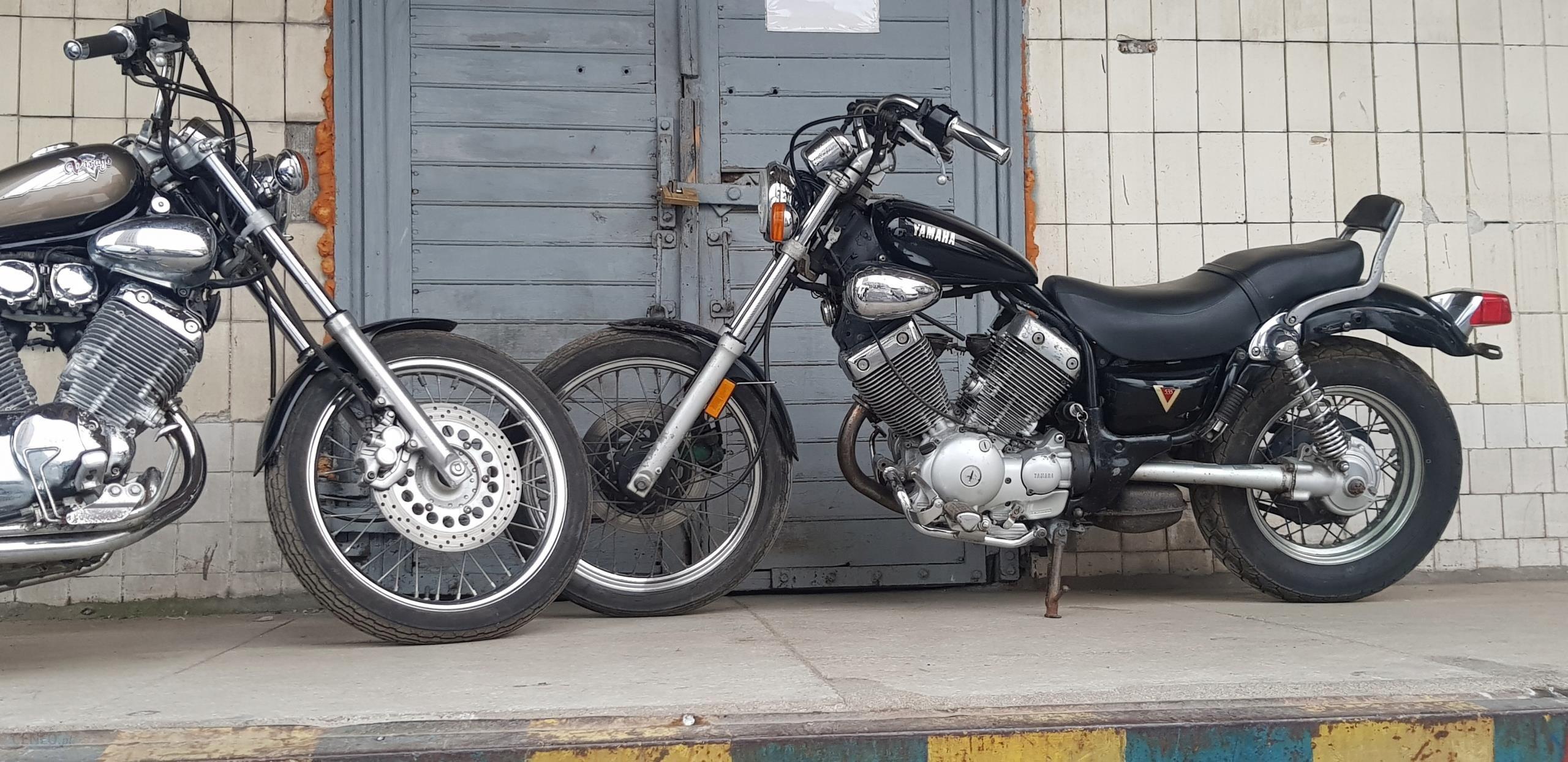 Yamaha Xv 535 Virago Wydech Honda Shadow 600 Vt Opinie I Ceny Na Ceneo Pl