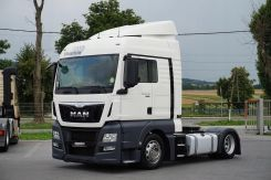 MAN TGX / 18.440 / E 6 / MEGA / LOW DECK / XLX /