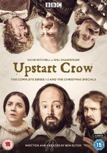 UPSTART CROW BOX SET (SEASON 1-3+XMAS SPECIALS 201