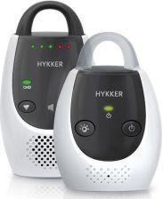 Hykker Niania Elektroniczna Baby Care Biało-Szara