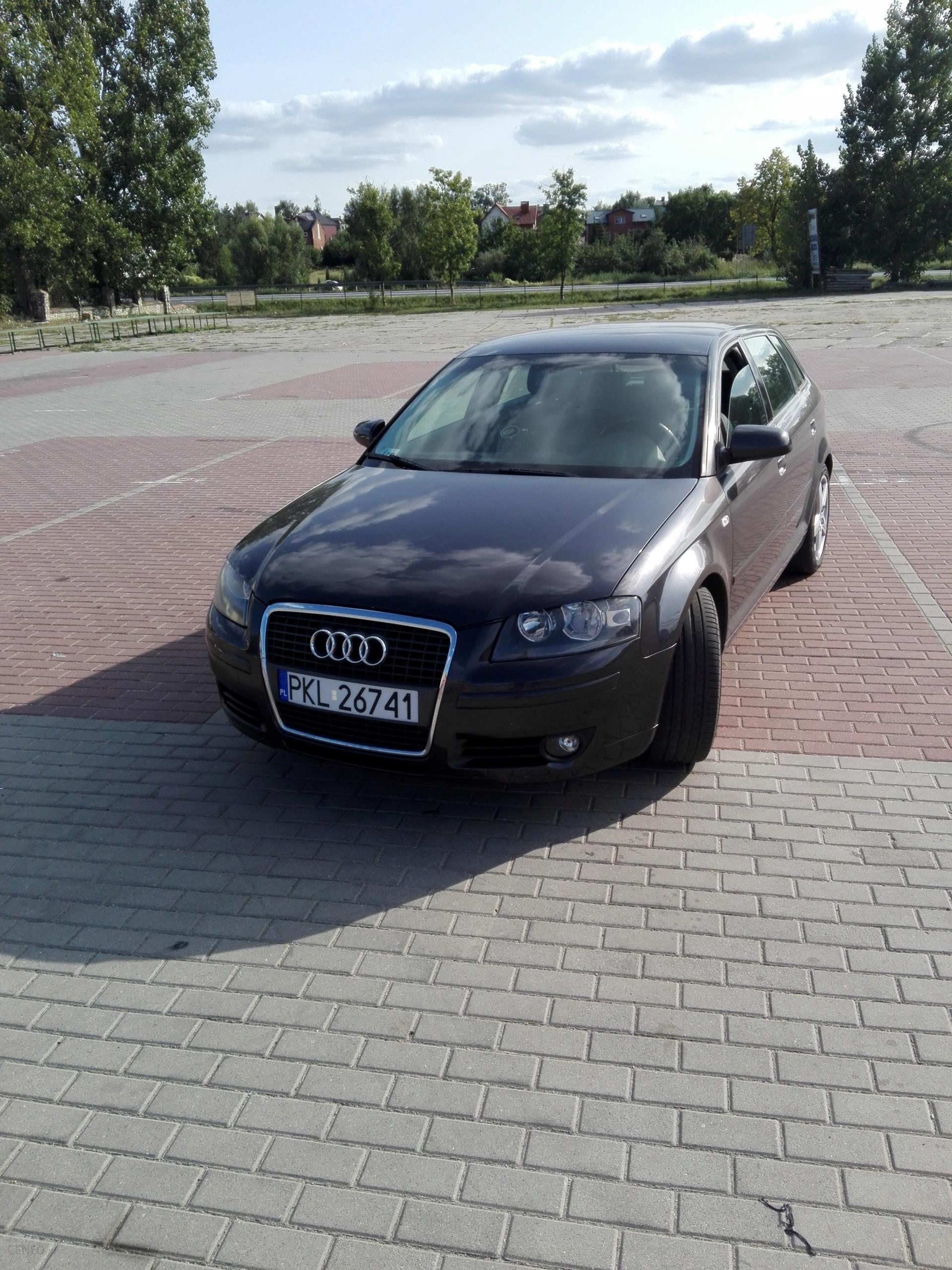 Sprzedam Audi A3 8p Sportback 20 Tdi Zarejestrowa Opinie I Ceny