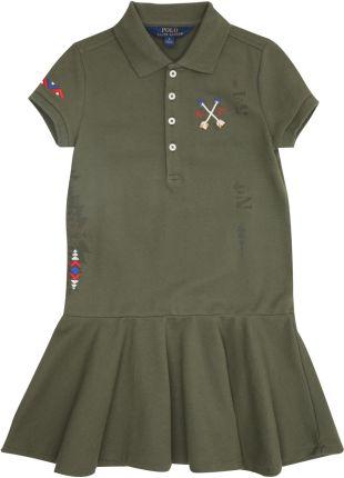 535ad10d0d Desigual kolorowa sukienka dziewczęca Port Louis - 5 6 - Ceny i ...