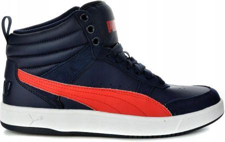premium selection 677c6 80a23 Buty NIKE - Air Jordan 1 Mid Bg 554725 009 Black Gym Red Gym Red White -  Ceny i opinie - Ceneo.pl