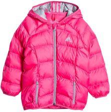 adidas Performance Kurtka dziecięca 92 140 cm Kurtki dziewczęce różowe w