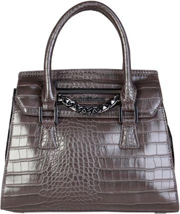 2eba27d1e10fe Ralph Lauren skórzana torebka shopper czarna - Ceny i opinie - Ceneo.pl