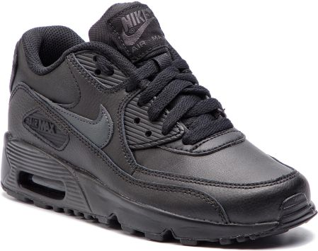 newest collection c4719 5a56b Buty NIKE - Air Max 90 Ltr (GS) 833412 022 BlackAnthracite