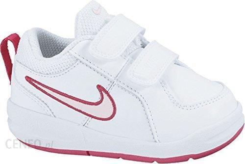 Amazon Buty do nauki chodzenia Nike Pico 4 TDV dla dziewczynek, kolor: biały, rozmiar: 18.5 Ceny i opinie Ceneo.pl