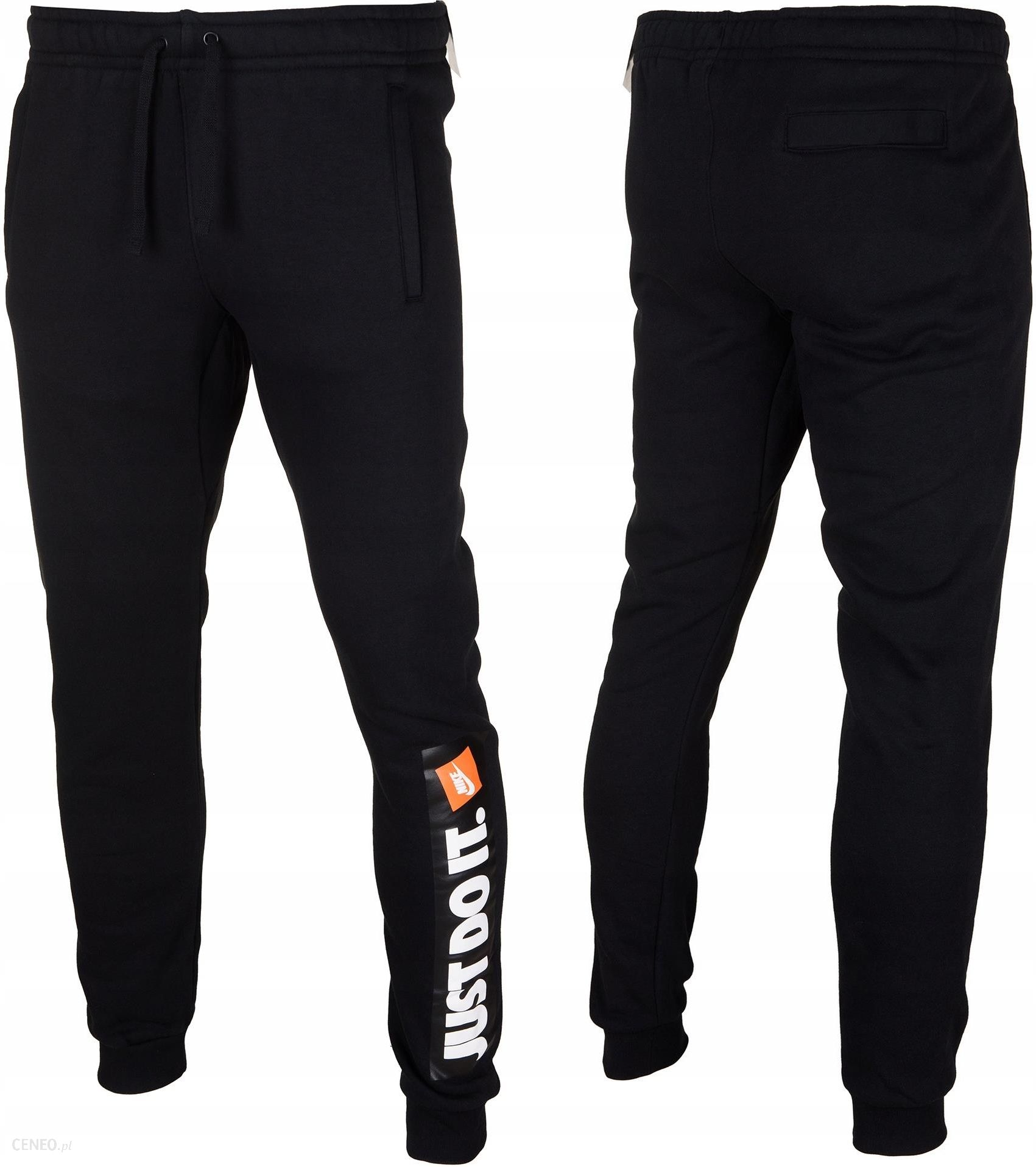 Nike spodnie dresowe Damskie Just Do It roz.L Ceny i opinie Ceneo.pl