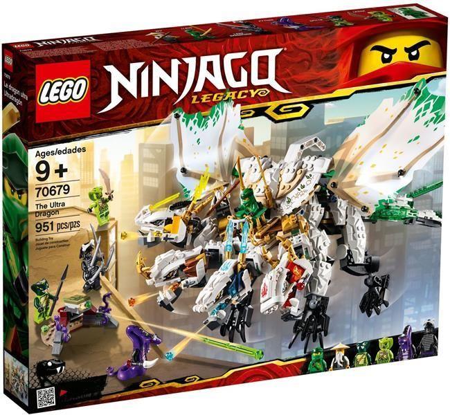 Klocki Lego Ninjago Ultrasmok 70679 Ceny I Opinie Ceneopl