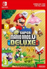 New Super Mario Bros U Deluxe (Gra NS Digital)