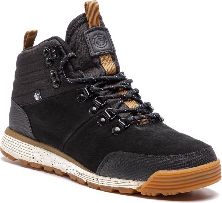 2a956460e Sneakersy ELEMENT - Donnelly Light L6DOL1-01A-4298 Black Gum eobuwie