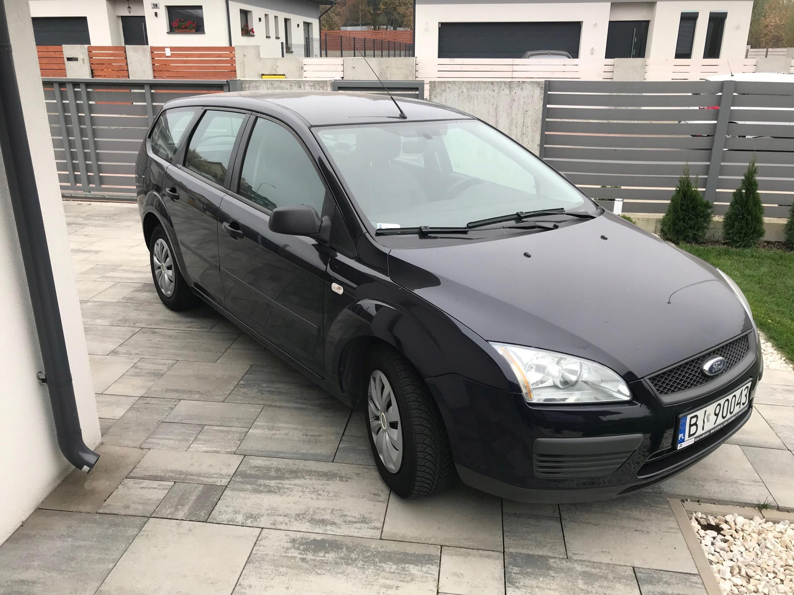 Ford Focus Mk2 Polski Salon Komplet Letnich Opon Opinie I Ceny