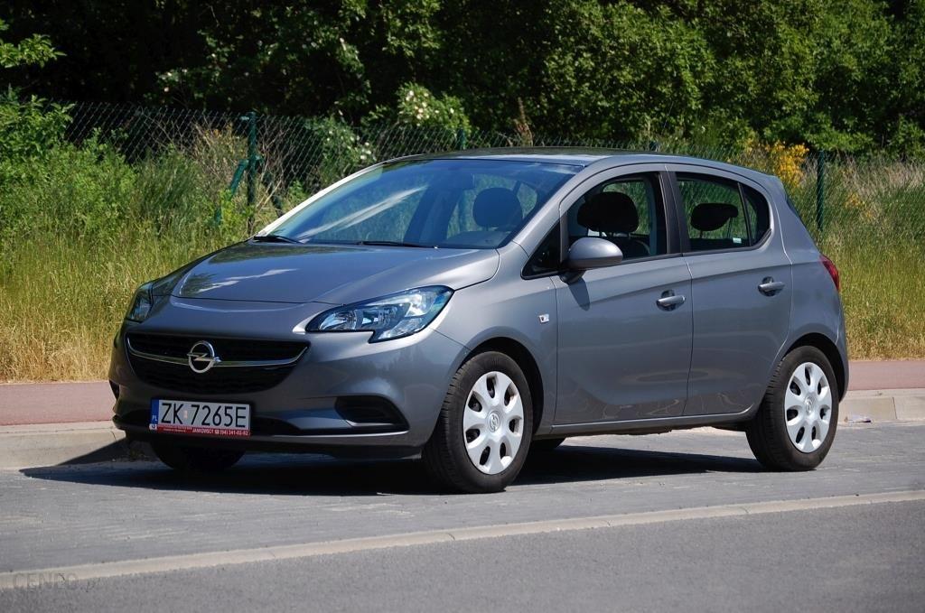 Opel Corsa E 14 16v Enjoy Salon Pl Aso Opinie I Ceny Na Ceneopl