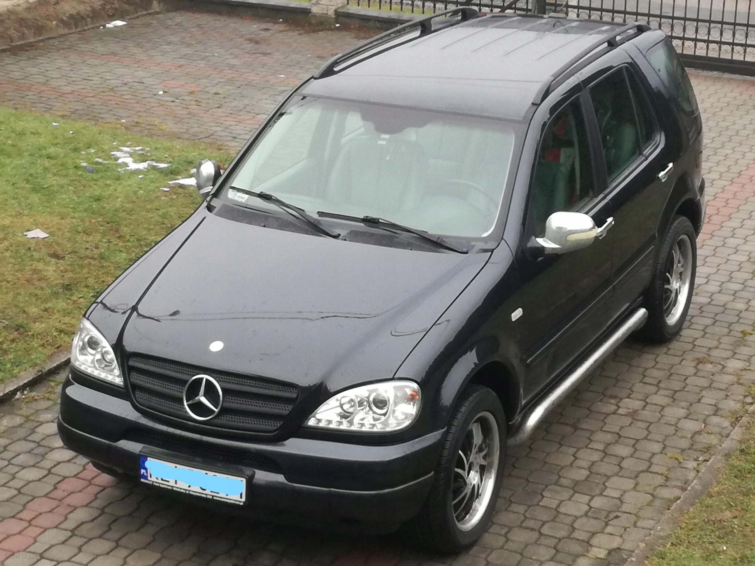 Mercedes Benz Ml Mercedes 270 W163 7 Osobowy Osob Opinie I Ceny Na Ceneo Pl